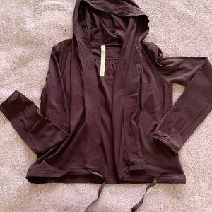 Lululemon Plum Sweater - Size 4